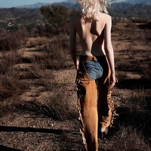 Ola Rudnicka Topless (6 Photos) - Leaked Nudes