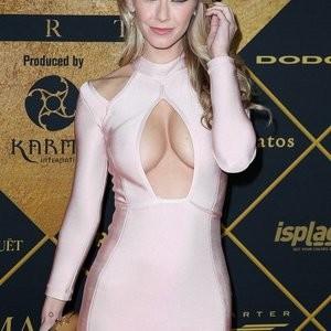 Olivia Jordan Cleavage (4 Photos) – Leaked Nudes