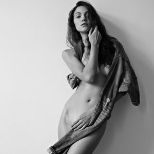 Celebrity Leaked Nude Photo Ollie Kram 006 pic