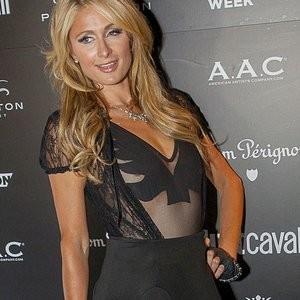Paris Hilton Nipple Slip (6 Photos) – Leaked Nudes