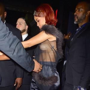 Rihanna Nipple Slip (8 Photos) – Leaked Nudes