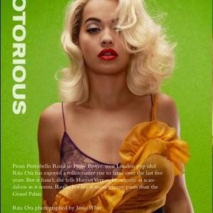 Newest Celebrity Nude Rita Ora 002 pic