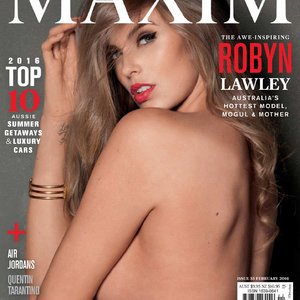 Naked celebrity picture Robyn Lawley 005 pic