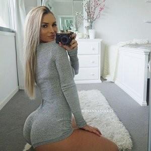 celeb nude Rosanna Arkle 064 pic