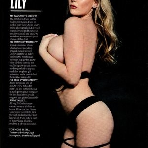 Naked celebrity picture Beth Lily, Daisy Watts, Holly Peers, Leah Francis, Rosie Jones, Sabine Jemeljanova 008 pic