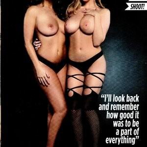 Famous Nude Beth Lily, Daisy Watts, Holly Peers, Leah Francis, Rosie Jones, Sabine Jemeljanova 009 pic