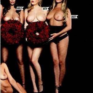 Celebrity Naked Beth Lily, Daisy Watts, Holly Peers, Leah Francis, Rosie Jones, Sabine Jemeljanova 013 pic