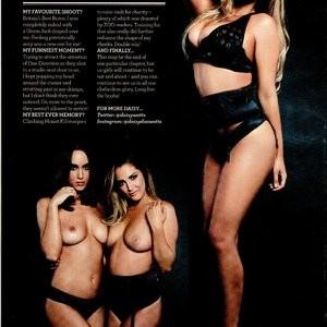 Celeb Naked Beth Lily, Daisy Watts, Holly Peers, Leah Francis, Rosie Jones, Sabine Jemeljanova 016 pic