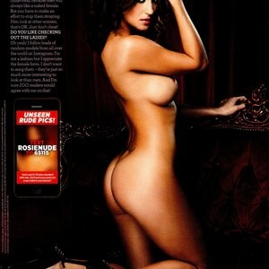 Rosie Tupper Nude