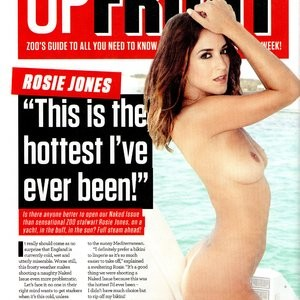 Rosie Jones Sexy & Topless (8 Photos) - Leaked Nudes