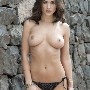 Rosie Jones Topless (4 Photos) – Leaked Nudes