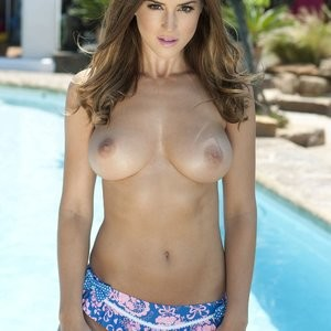 Rosie Jones Topless for Page 3 (3 Photos) – Leaked Nudes