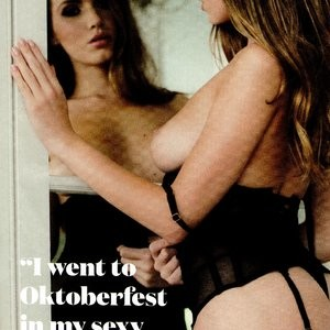 Best Celebrity Nude Sabine Jemeljanova 003 pic