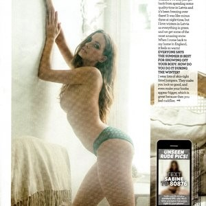 Leaked Celebrity Pic Sabine Jemeljanova 007 pic