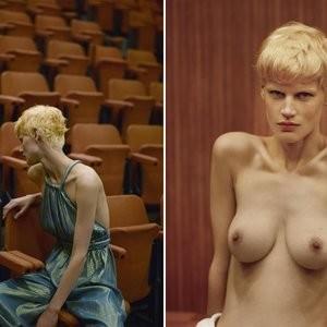 Saskia de Brauw Topless (1 Photo) - Leaked Nudes
